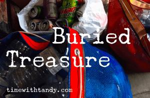 #inspiration, treasure, buried