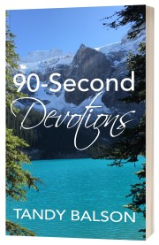 90-Second Devotions book