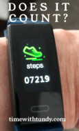 steps, fitness watch