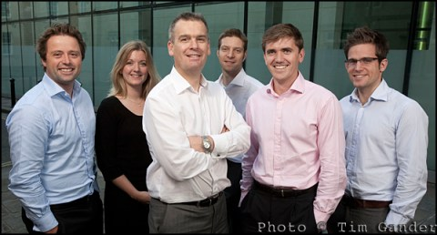 corporate group photo in Bath