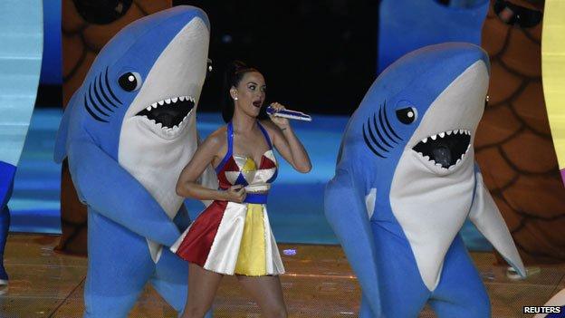 Katy Perry Superbowl XLIX