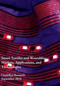 Smart textiles wearables apple samsung fitbit