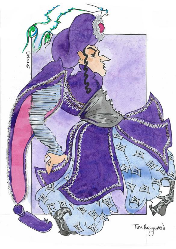 Tim Heywood Costume Design