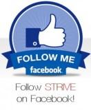 Follow STRIVE on Facebook