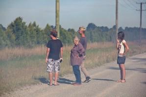 Florian, Lucas, Marion et Emilie