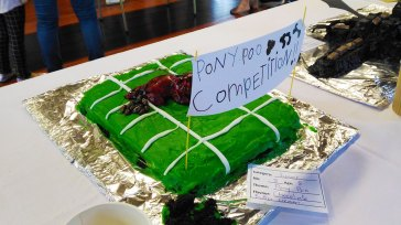 Concours de gateaux à Bay of Islands