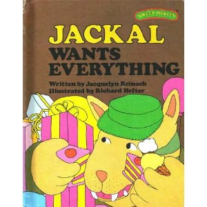 Jackal Wants Everything