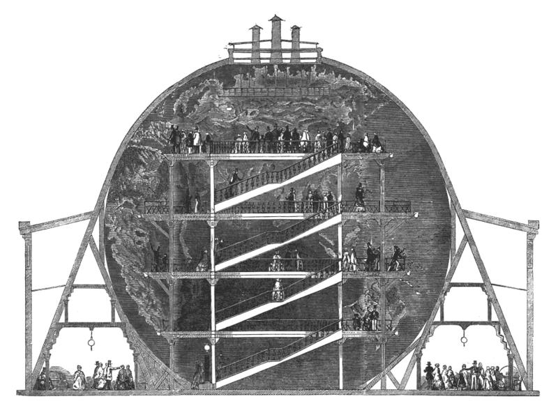 Wyld's Great Globe