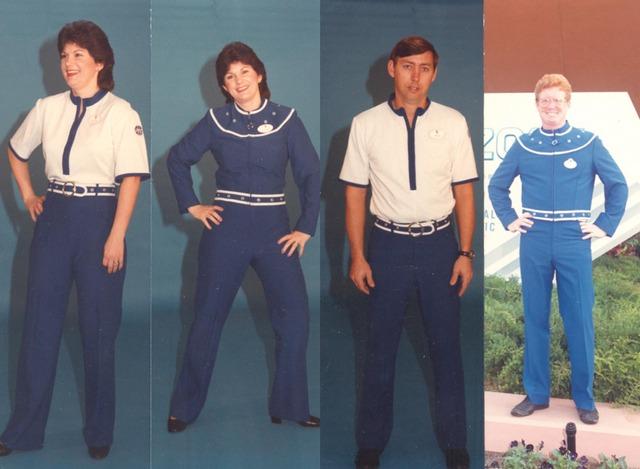 Horizons costumes