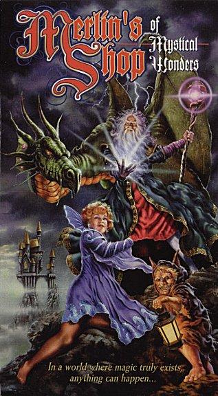 Merlin's Shop of Mystical Wonders