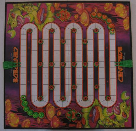 Centipede Game Board