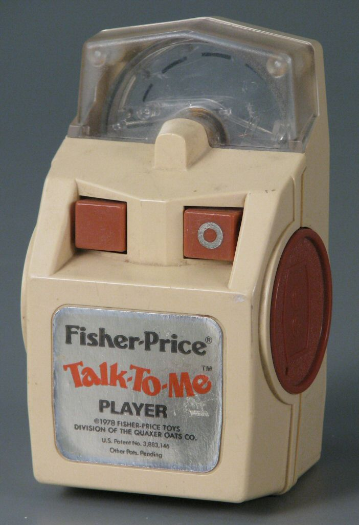Talk To Me Player