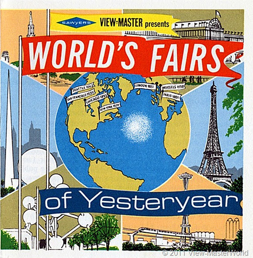 World's Fairs of Yesteryear