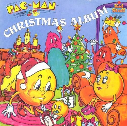 Pac Man Christmas Album