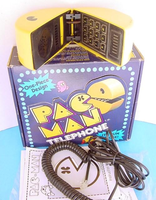 Pac Man Phone
