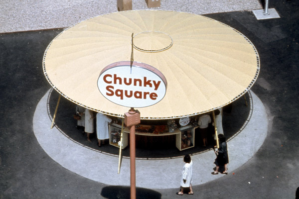 Chunky Square