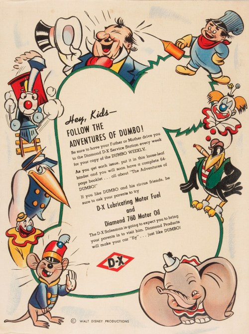Dumbo ad