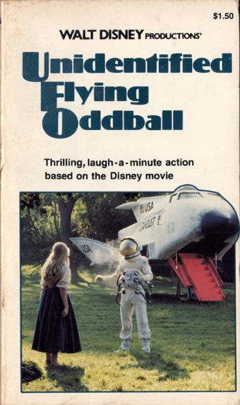 UFO Book Cover