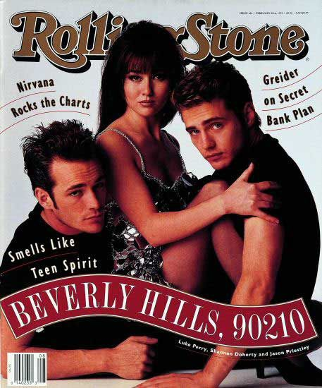 90210 Rolling Stone