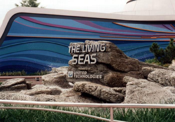The Living Seas