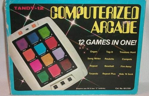Computerized Arcade