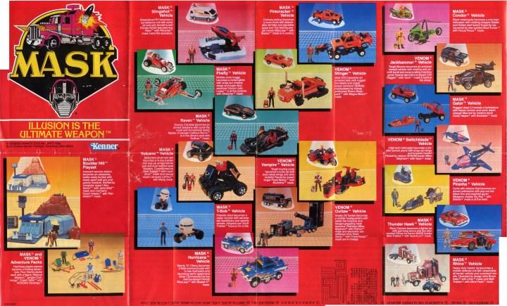 MASK catalog
