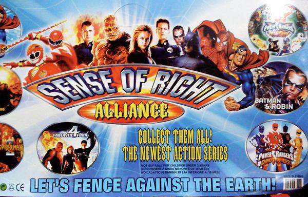 Sense of Right Alliance back