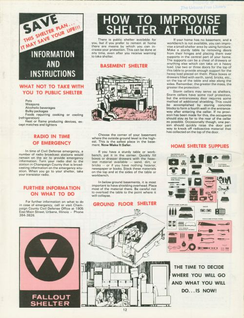 Fallout Pamphlet