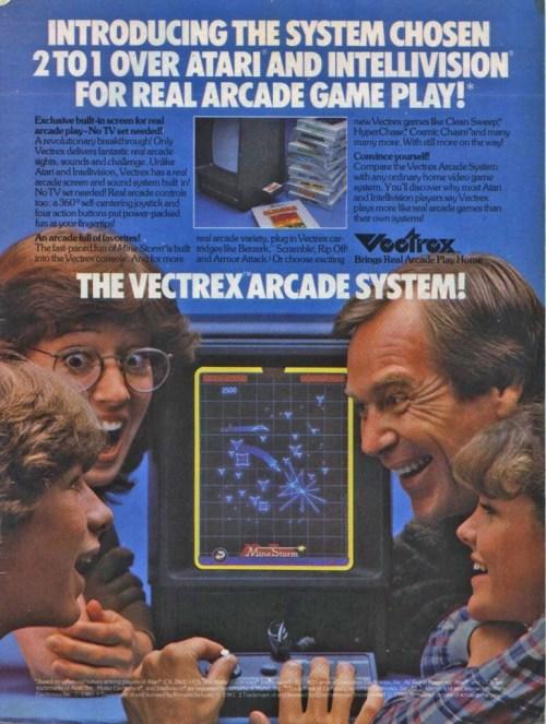 Vectrex Ad
