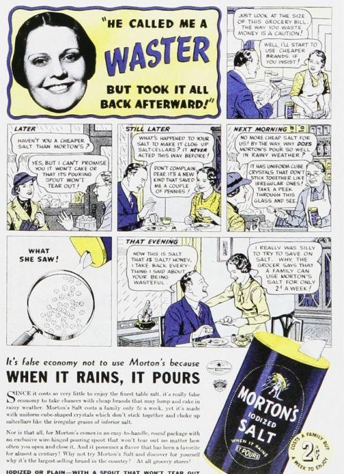 Awful Morton Ad