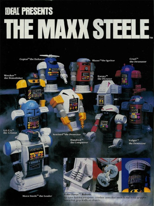 The Maxx Steele
