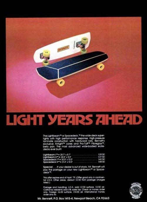 Light Years Ahead