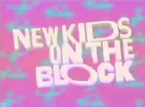 New Kids Title