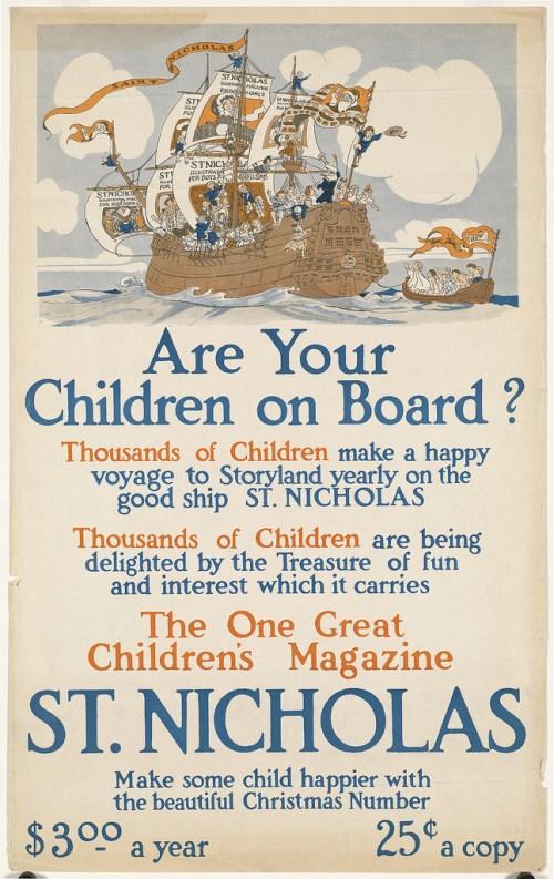 St Nicholas Poster