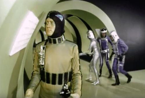 Solarnauts Costumes