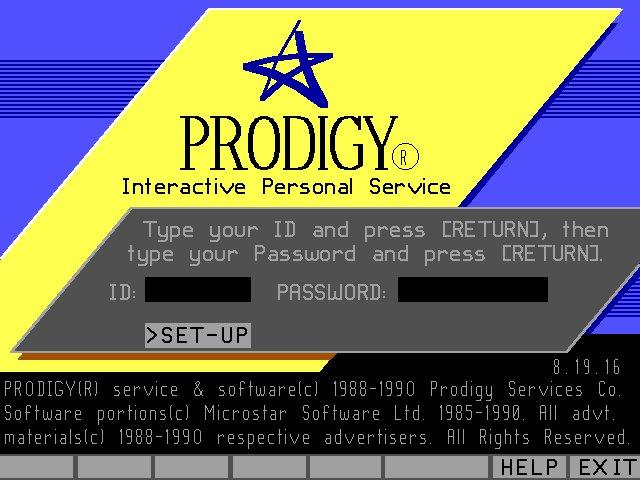 Prodigy LogIn