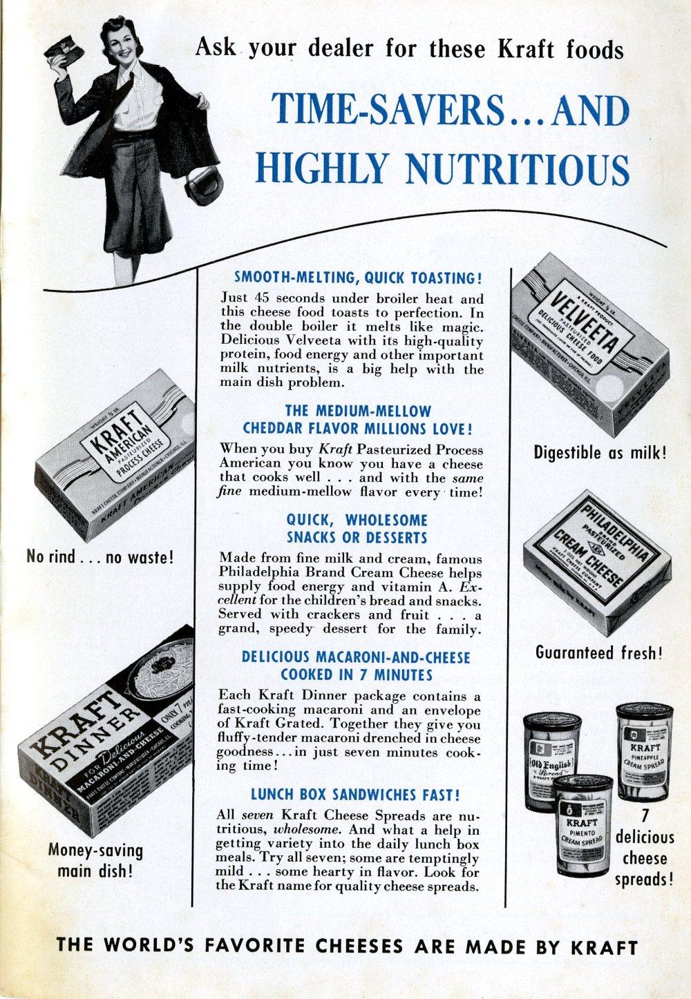 Kraft Wartime