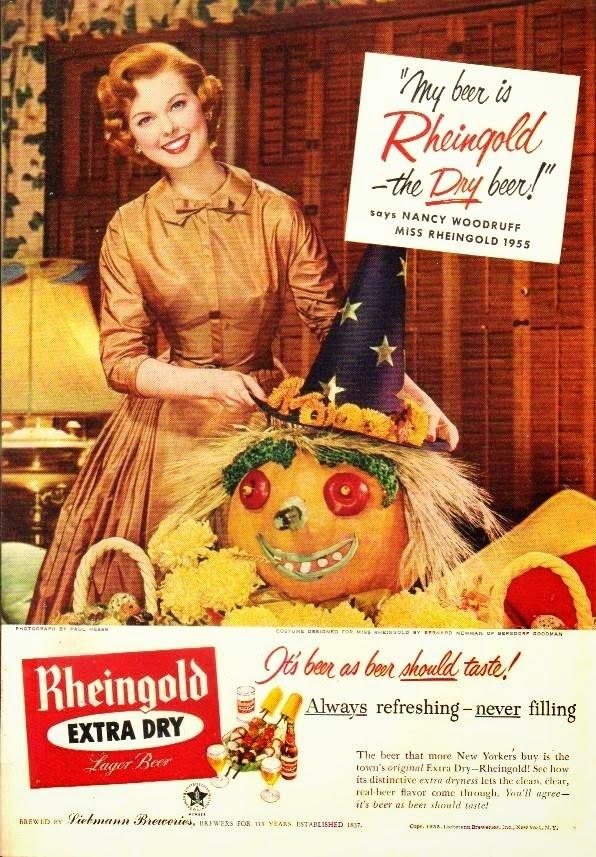 Rheingold Ad