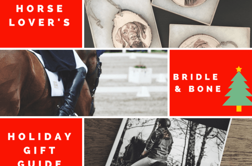 Horse Lover's Holiday Gift Guide