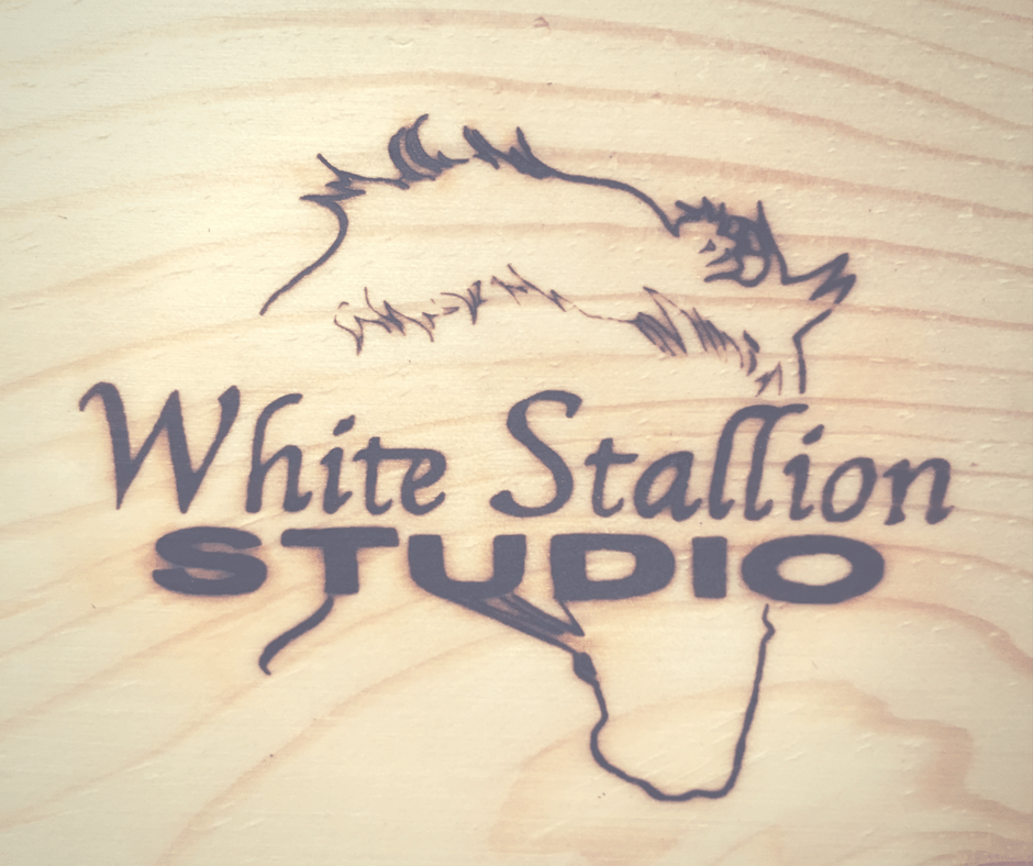 White Stallion Studio, Pyrography and Pet Portraits