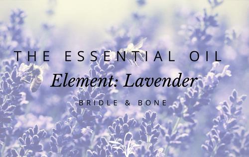 Lavender best essential oil beginners