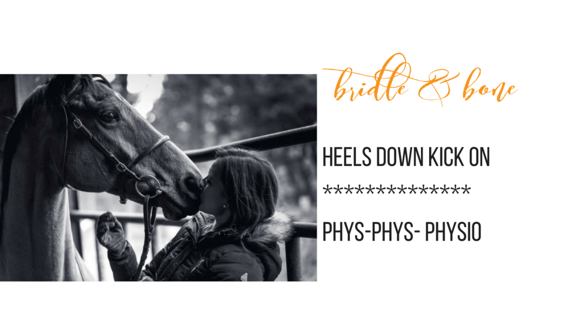 Physio Heels Down Kick On