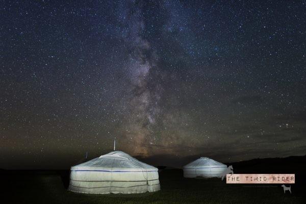 Mongolia Stars Ger