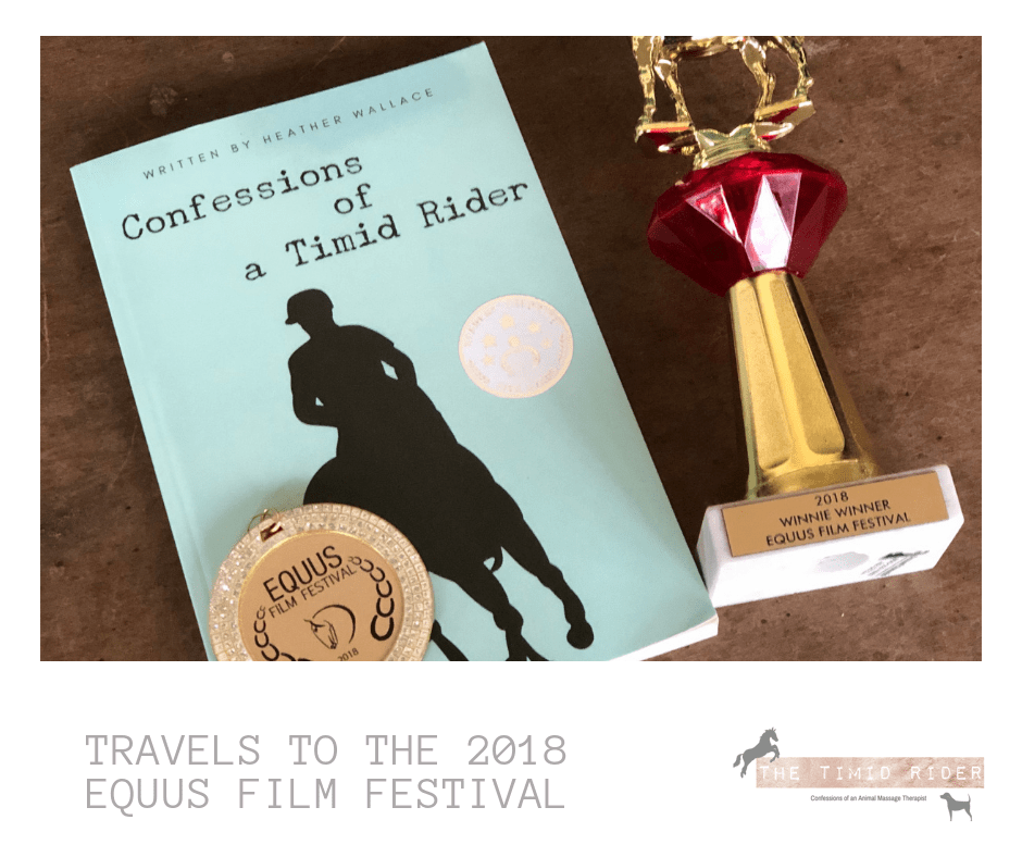 Travels to the 2018 Equus Film Festival
