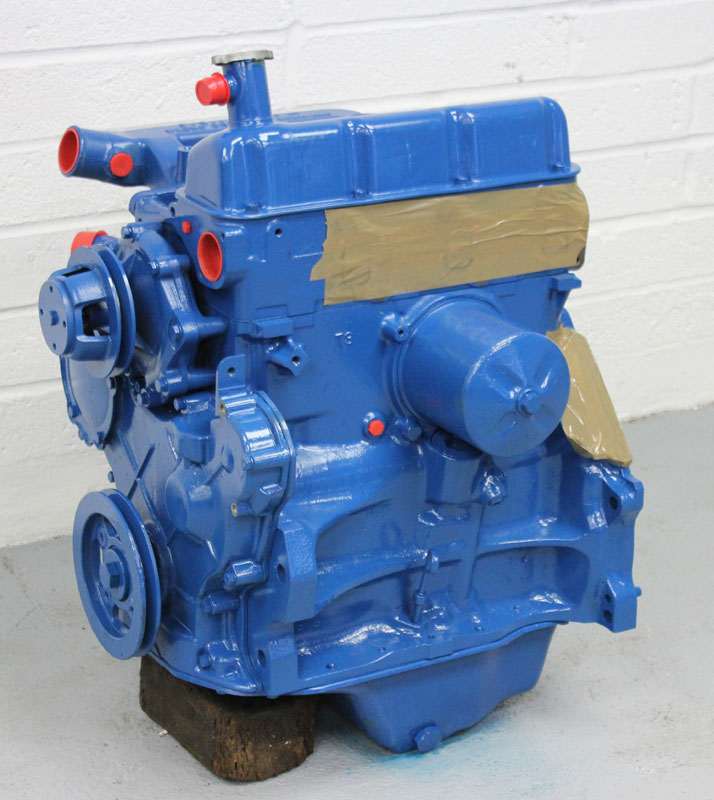 3900 Engine Diagram Ford Reconditioned 3 Cylinder Tractor And Agricultural Engines