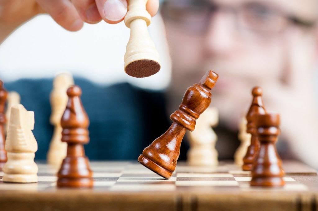 企業戰略觀
