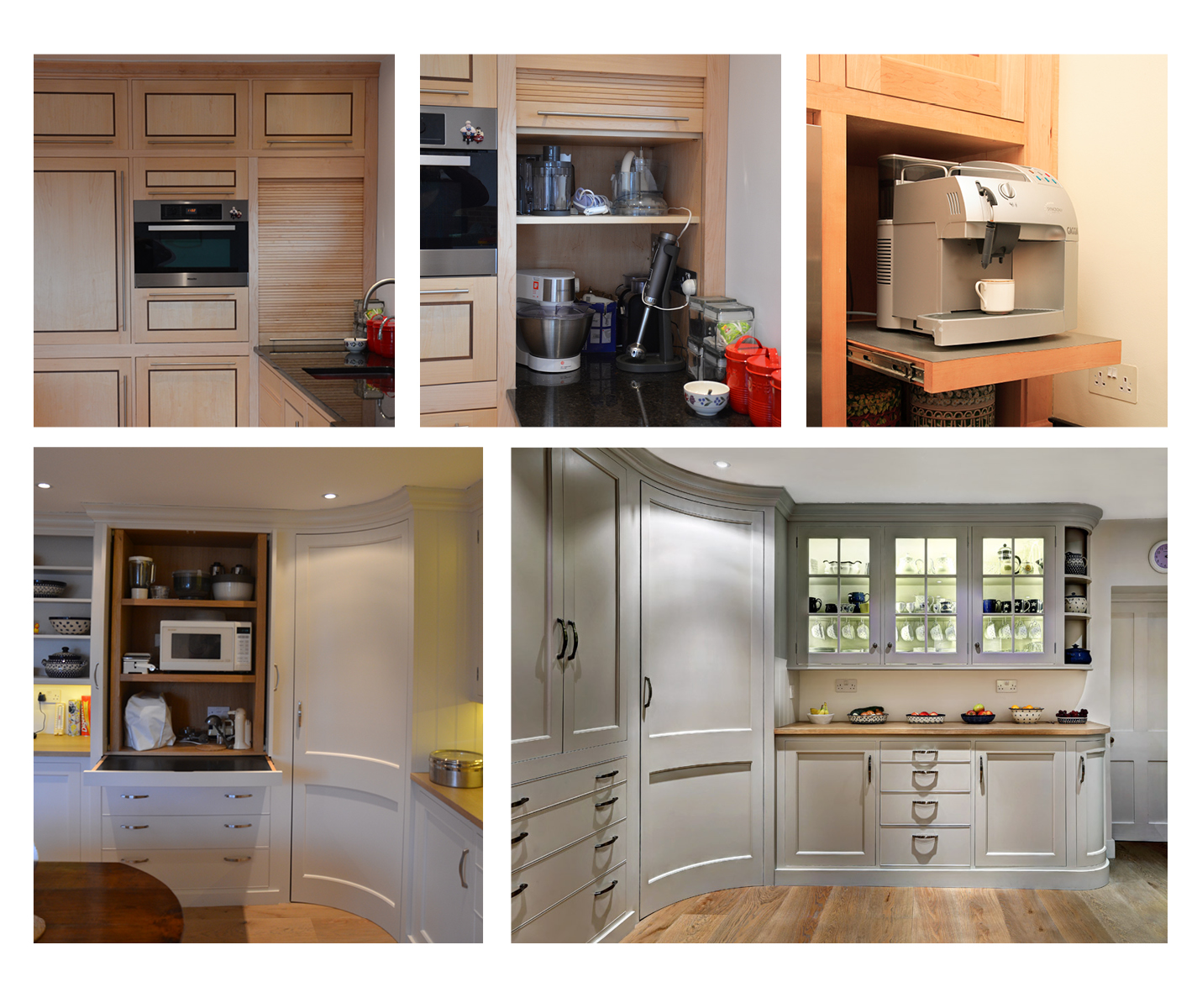 bi fold kitchen cabinet doors samsung appliances get the most from your with these 3 design