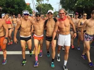 Underpants Run - Tim Kerr Charities