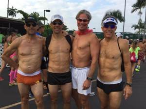 Underpants Run - Tim Kerr Charities