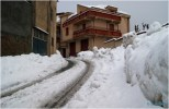 Ighil Bougueni - Neige au village 2011 (7) - Salem Mezaib